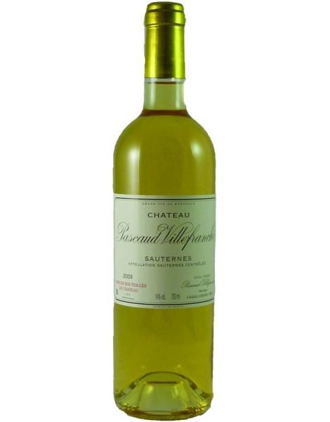 Sauternes 2014 Bio Pascaud Villfranche 0.75L