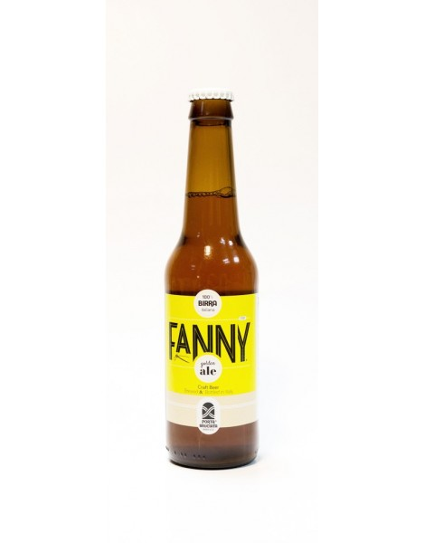 Birra Fanny cl 33 Porta Bruciata