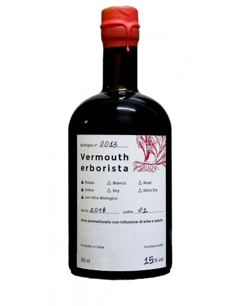 VERMOUTH DELL' ERBORISTA 500 ML