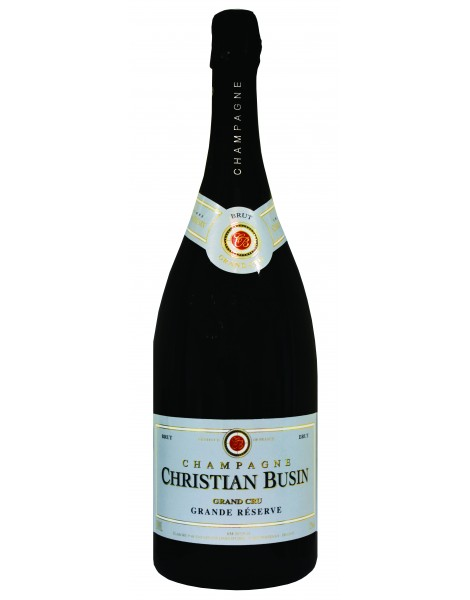 Champagne Brut Grande Réserve Christian Busin Magnum 1.5 L