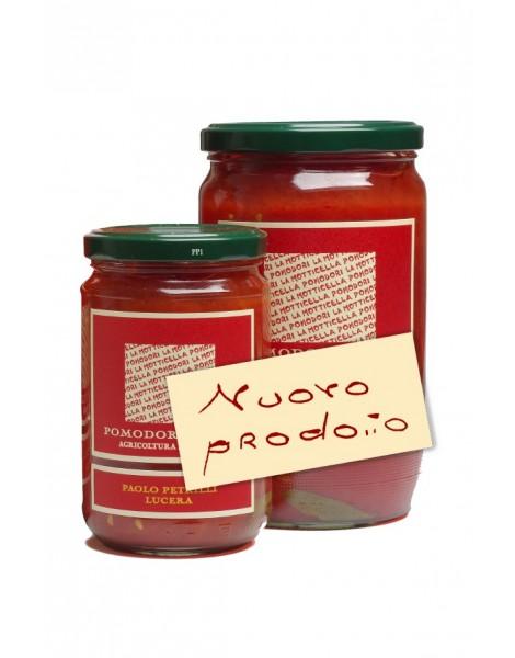 Pomodori Pelati Pronti Bio Petrilli 700 gr