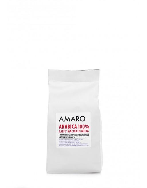 Caffè arabica macinato 250 G Colzani