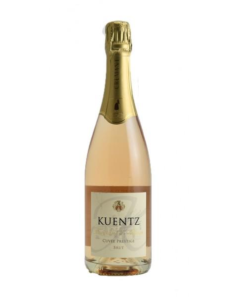 Cremant Alsace Rosé Presige Kuentz