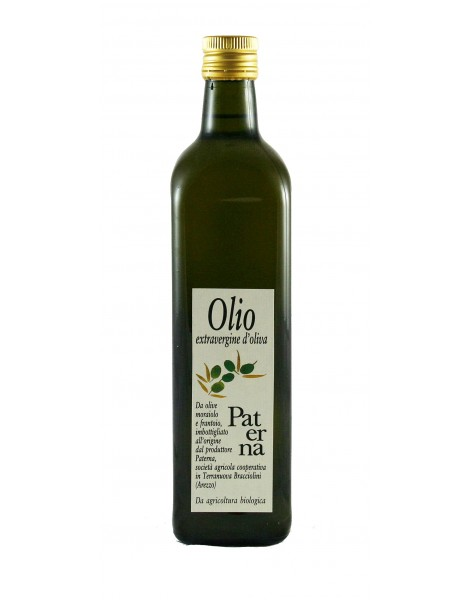 OLIO EXTRAVERGINE DI OLIVA GARDA DOP  0.5LT SAOTTINI