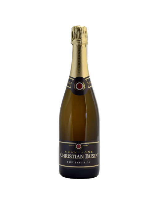 CHAMPAGNE BRUT TRADITION CHRISTIAN BUSIN