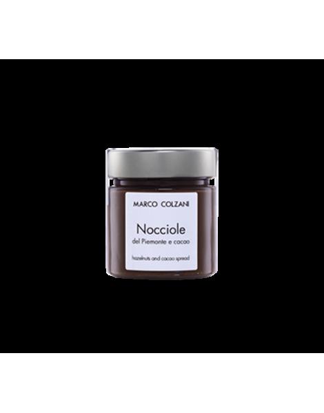 Crema di Cacao e nocciole  280 g. Marco Colzani