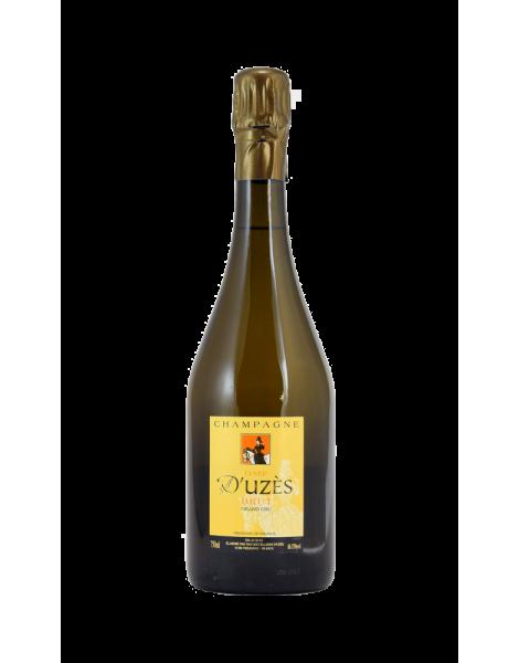 Champagne Cuvee D'Uzès Christian Busin
