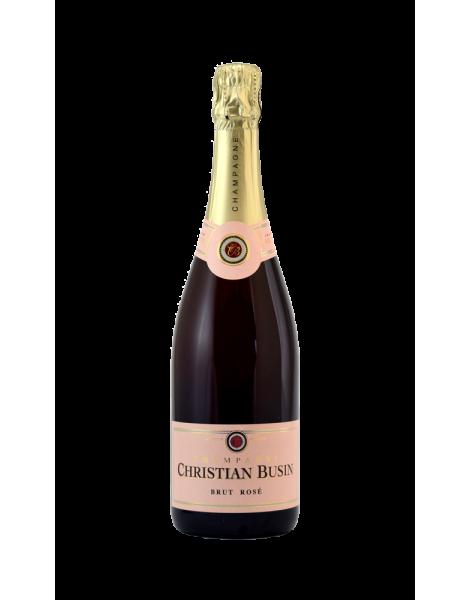 Champagne Brut Rosé Christian Busin