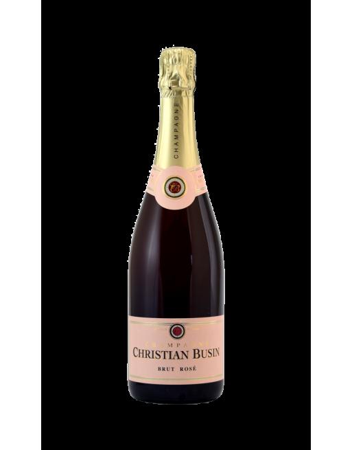 Champagne Christian Busin Brut Rosè
