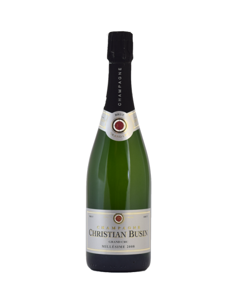 CHAMPAGNE BRUT MILLESIME 2008 CHRISTIAN BUSIN