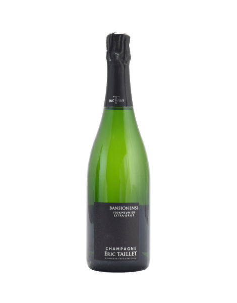 Champagne Bansionesi Blanc de meunier Eric Taillet