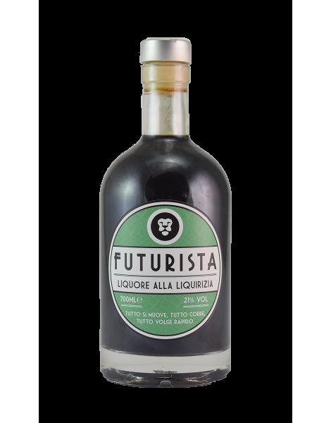Futurista liquore alla liquirizia 700 ML
