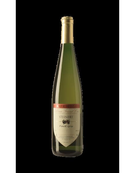 Pinot gris Alsace Grand Cru Steinert 2012 Kuentz