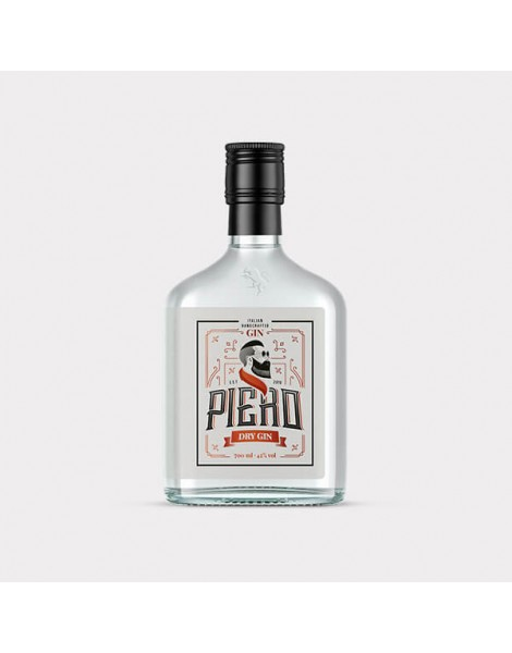 PIERO DRY GIN 0,7 L