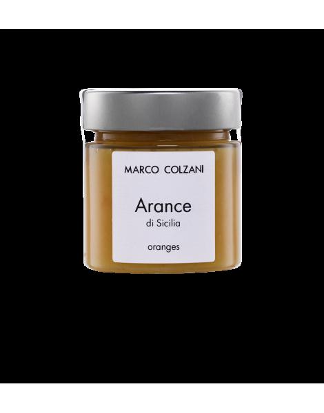 Marmellata Bio di Arance rosse di Sicilia 250 gr