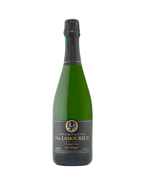 Champagne Brut Tradition Guy Lamoureux