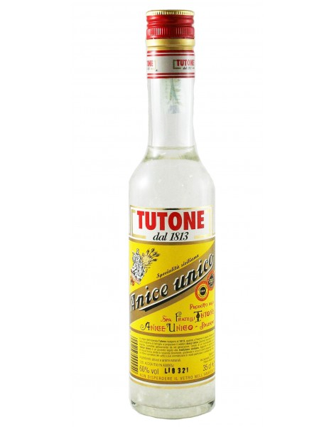 Tutone Anice Unico 60%vol 35cl