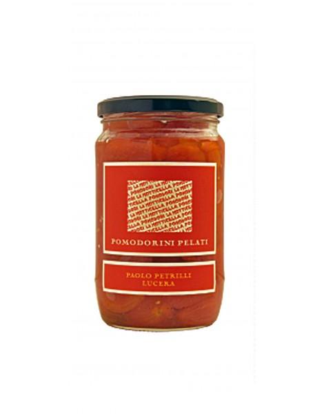 Filetti di Pomodori Pelati Bio Petrilli 700 GR