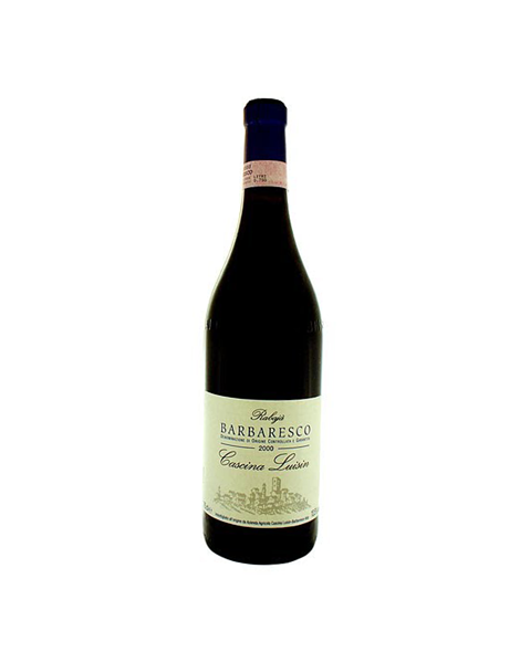 Barbaresco Rabajà 2010 Cascina Luisin