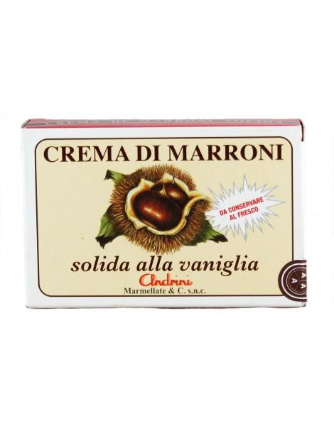 Crema solida di maroni