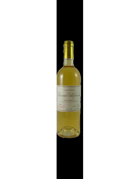Sauternes Pascaud Villfranche 0,375 L