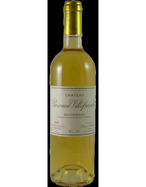 Sauternes 2003 Pascaud Villfranche 0,75L