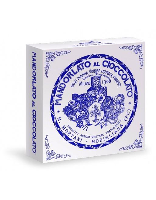 Mandorlato al cioccolato di Modigliana 250g.