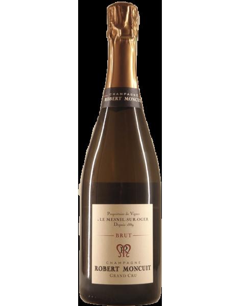 Champagne Robert Moncuit Brut Grand Cru Blanc de Blancs
