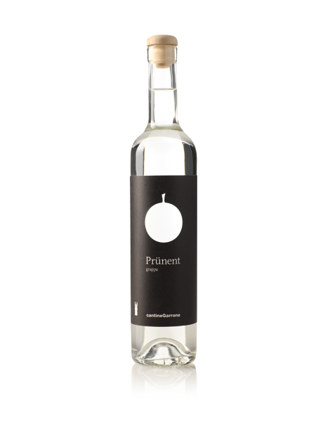 GRAPPA PRUNENT CANTINE GARRONE 500 ML