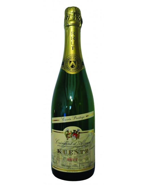 Cremant Alsace Presige 2013 Kuentz