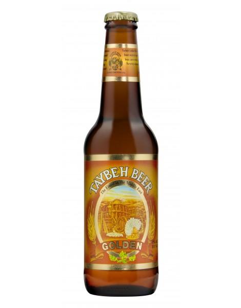 Taybeh Beer Birra Palestinese GOLDEN Bott.0,33