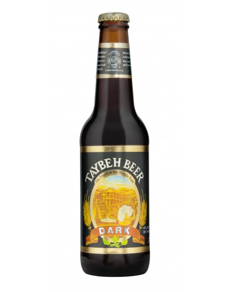 Taybeh Beer GOLDEN Bott.0,33