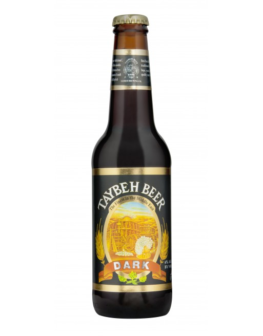 Taybeh Beer GOLDEN Bott.0,33