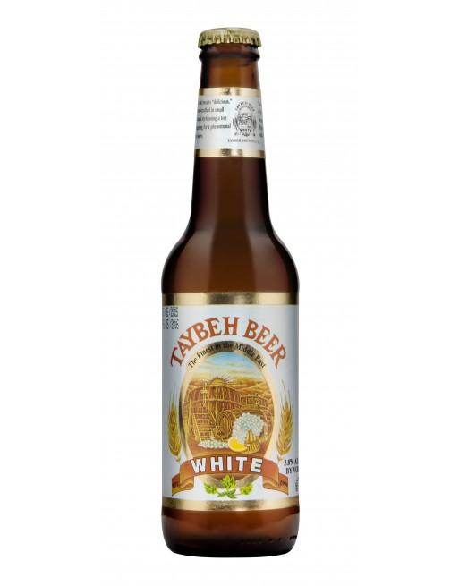 Taybeh Beer Birra Palestinese WHITE Bott. 0,33