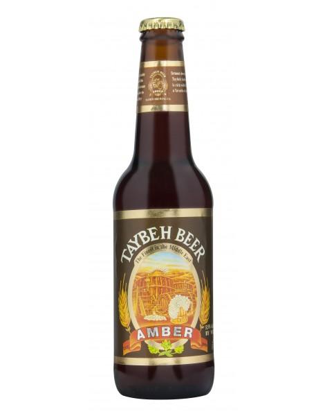 Taybeh Beer Birra Palestinese AMBER Bott. 0.33