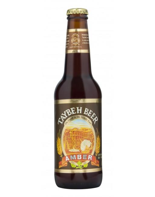 Taybeh Beer Birra Palestinese AMBER Bott. 0,33